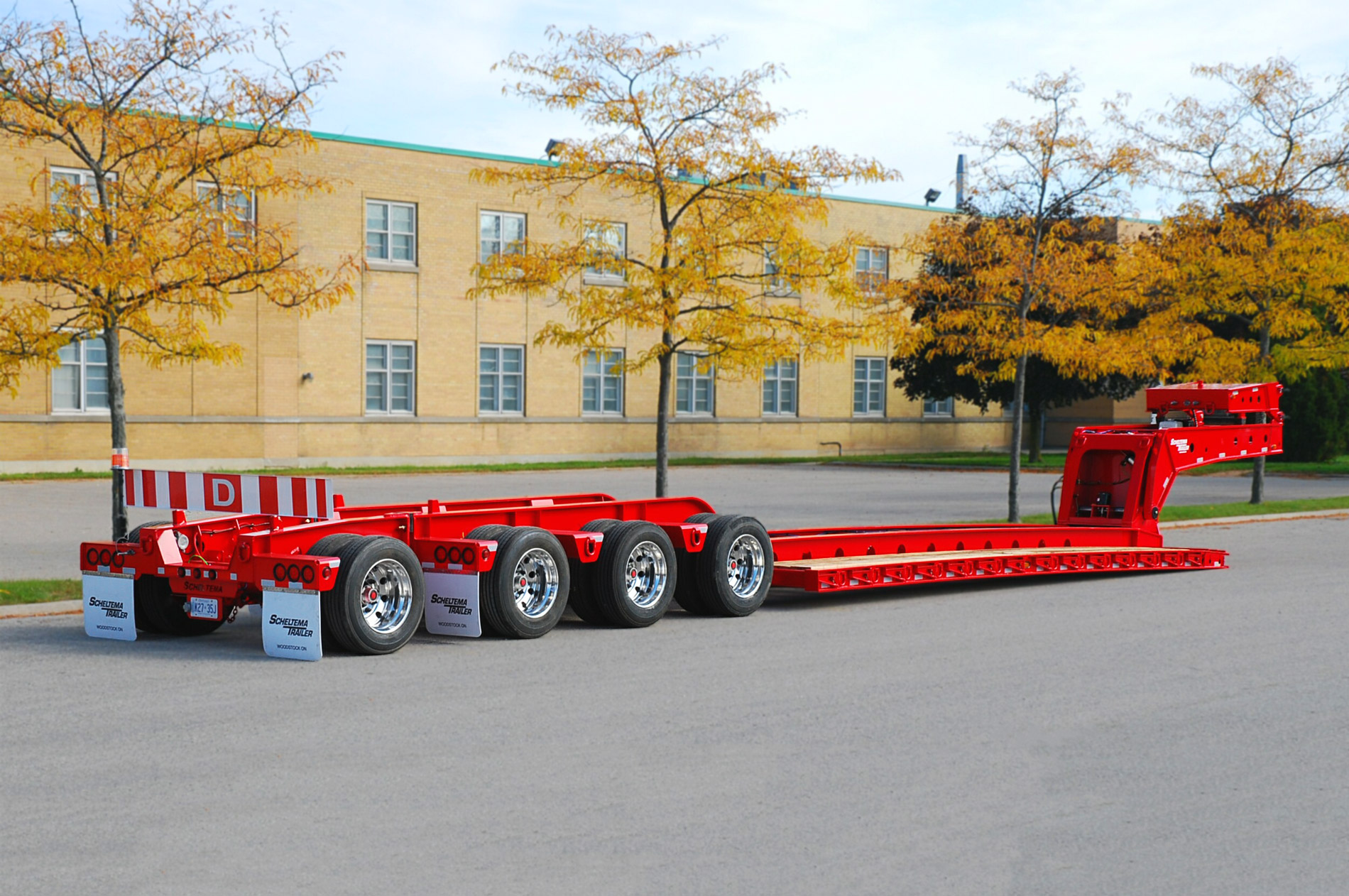 Custom Trailer Manufacturing